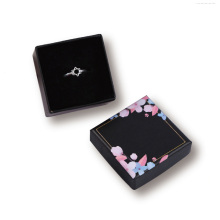 Custom Logo Boxes Packaging Jewelry Pendant Box