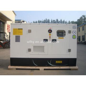 Tipo silencioso 10kw gerador de carga elétrica