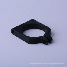 Acessórios ou braçadeiras ou juntas para tubos de fibra de carbono