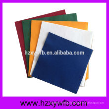 Una servilleta de papel de servilleta de mesa Ply Airlaid