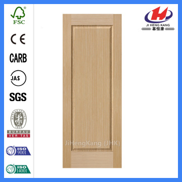 JHK-001 Engineered White Oak Veneer Wood Door Skin