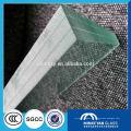 vidrio a prueba de balas de seguridad del fabricante de China