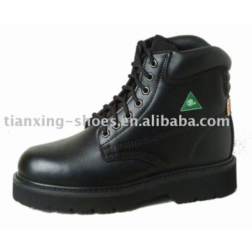 CSA safety boots