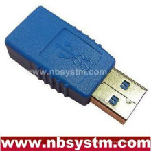 USB 3.0 adapter, USB A male to A female