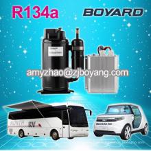 Tragbare 12v Klimaanlage mit boyard batteriebetriebene dc 12 Volt Wechselstromverdichter
