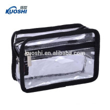 clear zip lock pvc poly tote bag manufacturer