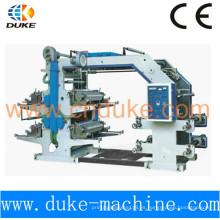 Máquina de impresión flexográfica de 4 colores (serie YT)