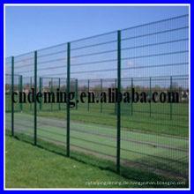 Hochsicherheitszaun 358 Drahtgitterzaun 358 Sicherheitszaun Gefängnismaschen Drahtwand Anti-Aufstieg Zaun
