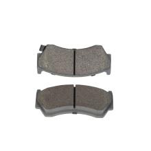 auto brake pads wholesale price brake pad set 41060-1N060 for Japanese car brake pad parts