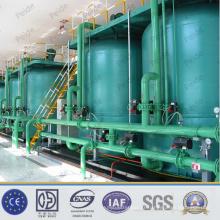 Filtre industriel de boule de fibre de filtration de l'eau de traitement des eaux d'égout