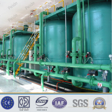 Filtro industrial da bola da fibra da filtragem da água do tratamento de esgotos