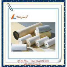 Sac de filtre à poussière PP en feutre en polypropylène
