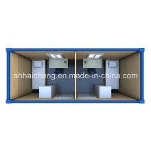 Casa Prefab de alta calidad para el Campo de Trabajo / Dormitorio / Oficina (shs-fp-dormitory016)
