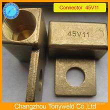 Adaptador de cable 45V11 para la antorcha tig
