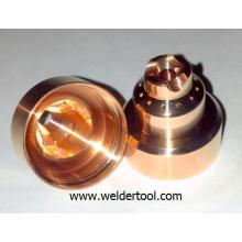 good quality plasma cutting consumable parts 220818 220819