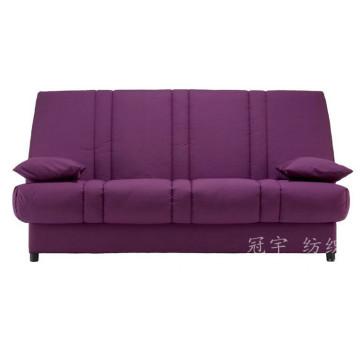 Tissu décoratif de tissu de sofa 100% Linentte pour des bâches de protection