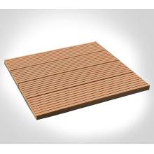 WPC настилов DIY настилов древесины пластиковых композитных настилов