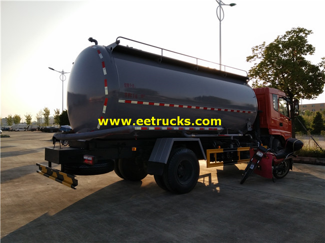 Powder Tanker Trucks