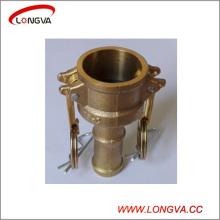 Brass Camlock Quick Coupling Type C