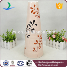 Flower Design Ceramic Vase Made In China Decoration Flower Vase