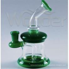 Venta al por mayor Wonder Glass Smoking Pipe con más color disponible