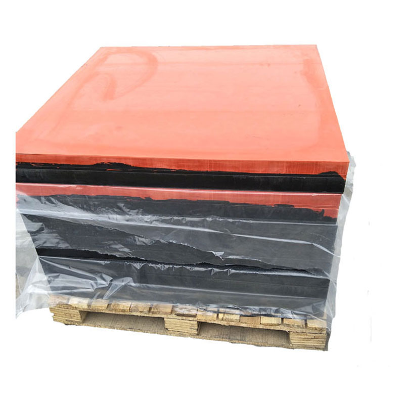 rubber block pad