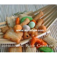 Biscoitos de arroz com sabor chinês