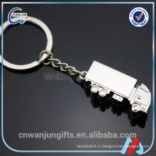 Keychain de voiture, porte-clés en forme de voiture, logo de voiture Keychain