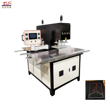 Label Kawalan Sistem Fabrik Label Embossing Equipment