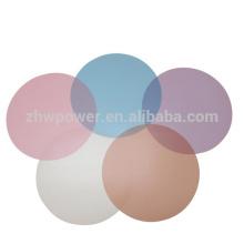 Fibra óptica polimento filme, fibra lapping filmes, precisos fibra óptica polimento filme com preço barato