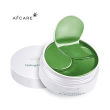 Anti Wrinkle Eye Sheet Mask 24K Green Collagen Gel Eye Treatment Mask for Dry Eyes Anti Wrinkle Eye Mask