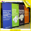 Aluminum stand x roll up banner for Advertising business