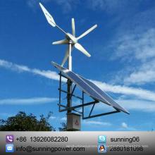 Turbina eólica de energía cinética Sunning Wind