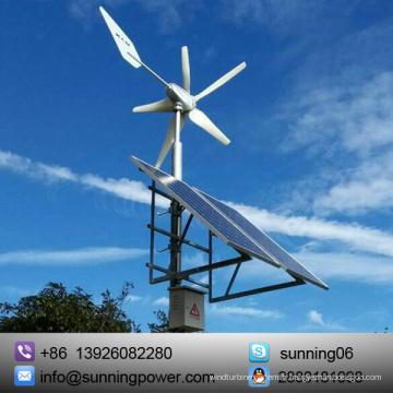Éolienne éolienne à énergie cinétique de Sunning Wind
