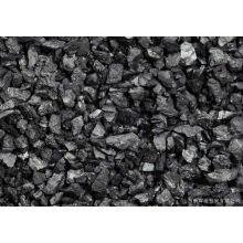 Charbon actif granulaire de 8 * 30 pour l'ion de purification de l'eau 1100 mg / g 8 * 30 charbon actif granulaire