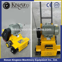 Machine manuelle de nettoyage de route de plancher en béton