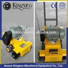 Manual Concrete Floor Road Cleaning Machine