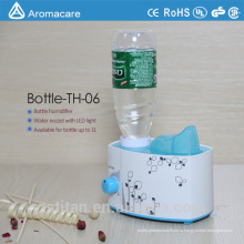 Агомасагебыл портативный ПВХ бутылки воды диффузор
