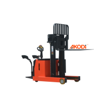 Gudang Electric Reach Arowle Forklift Kecil