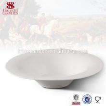 Vajilla grande de cerámica cuencos cuencos tazón de fuente de banquete