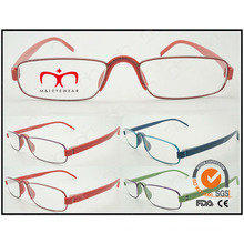 Hot Selling Colorful Tr90 Temples Metal Optical Frames (WRM503018)