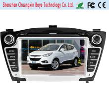 Reproductor de DVD del coche del sistema de navegación del GPS para Hyundai IX35