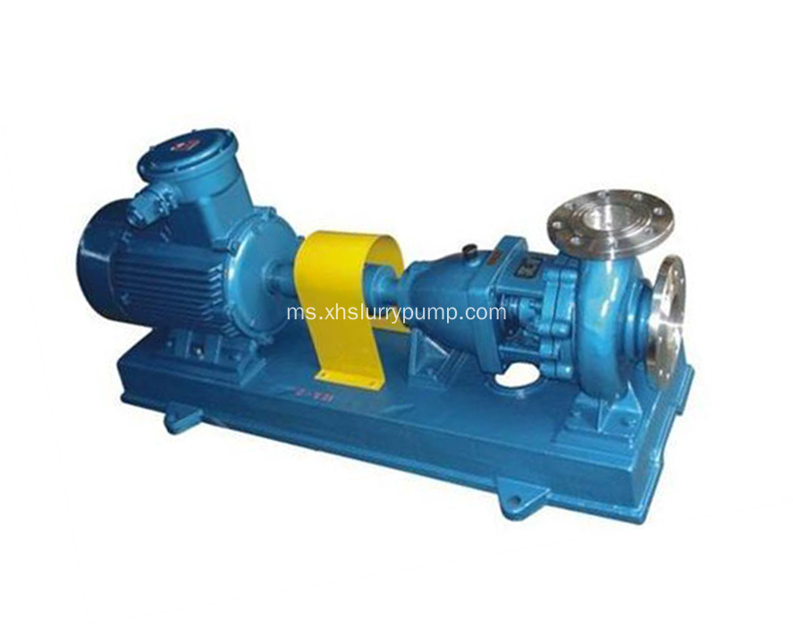 Pump 150-125 Ih Centrifugal Chemical Process