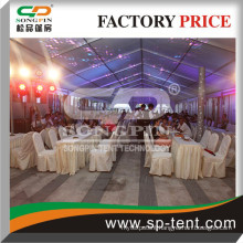 clear span marquee 15mx30m for outdoor wedding party catering