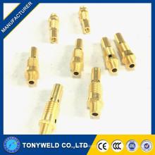 Tweco type 2# mig welding gun parts 52 welding gas diffuser