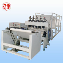 Ultrasonic laminating machine in Non Woven Fabric