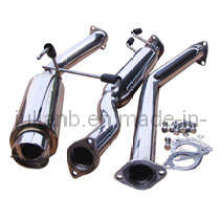 Exhaust Catback / Exhaust System Fit With Full Section Integra Ls/ RS-Ni 2002 (JS-CB-008)