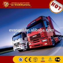 caminhões de carga pequena do tipo do preço IVECO do caminhão do camião para a venda dimensões do caminhão da carga de 10t