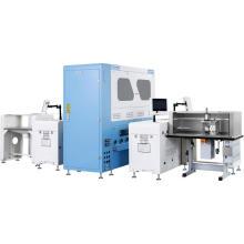 Dispositivo de vedação automática com máquina de enchimento