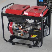 дизельный промышленный генератор 5кв